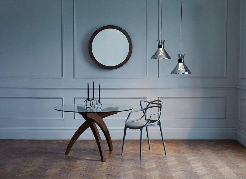 современный дизайн серый в интерьере