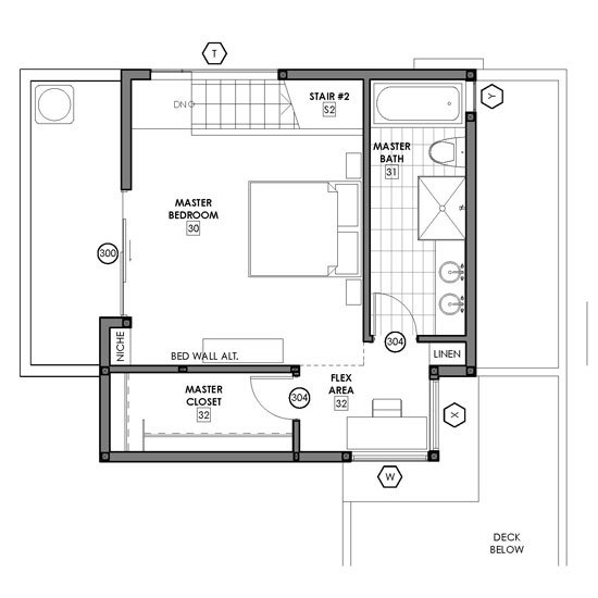 чертеж проекта помещения