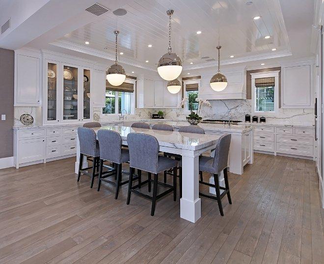 фото светильников на кухне