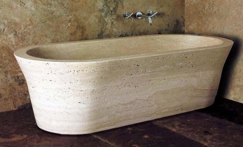 ванна камень