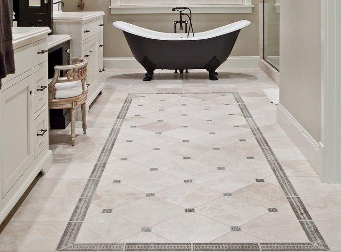 плитка ванной