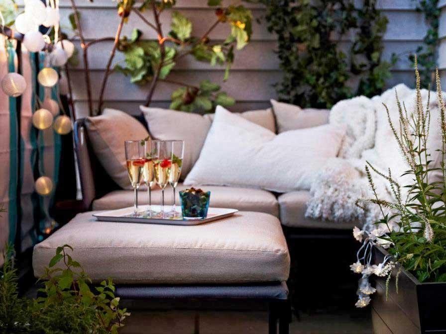 мебель балкон