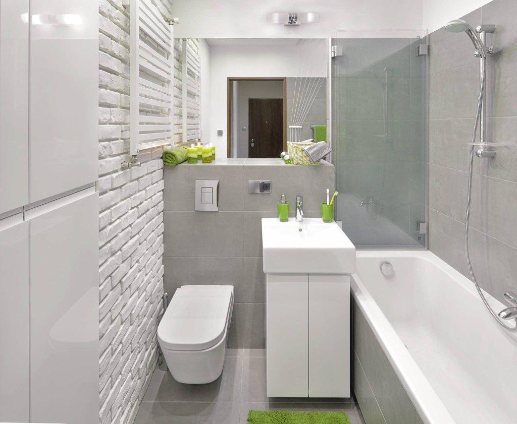 Дизайн маленькой ванной без кафеля 30 современных идей дизайна кухни. Фото 2015 Дизайн