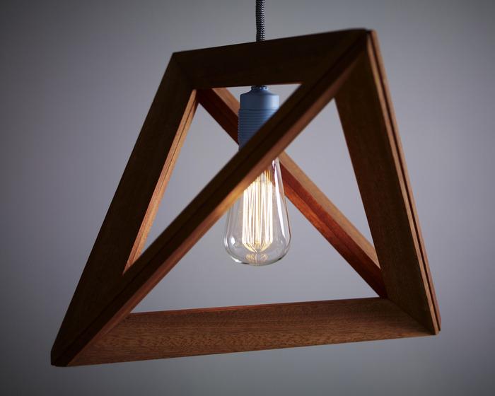 Горизонтальный светильник своими руками 88
