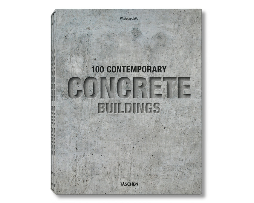 книга 100 Contemporary Concrete Buildings