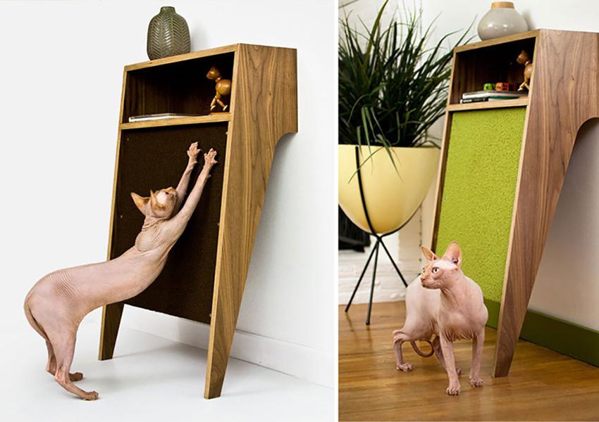 Will cats scratch furniture