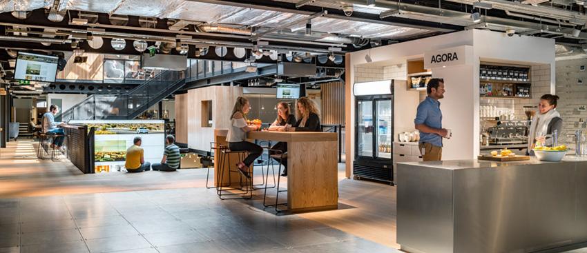 дизайн интерьера Airbnb в Дублине