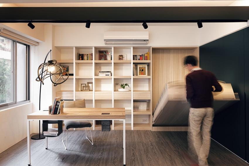 мебель в маленьком зале