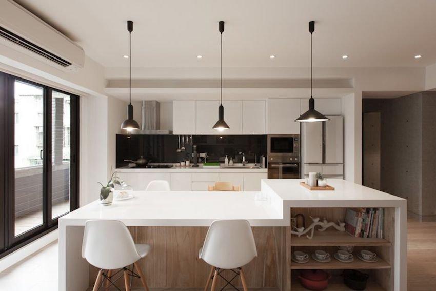 Создать дизайн интерьера кухни