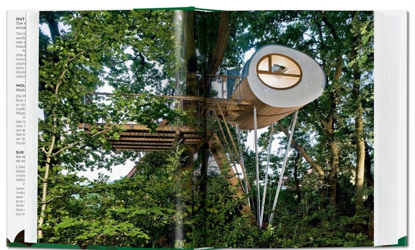 Дома на деревьях. Сказочные замки в воздухе