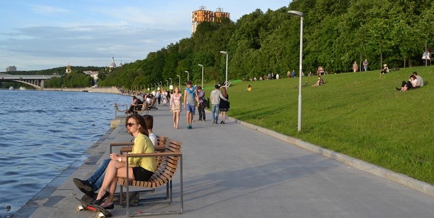 Африканская набережная в центре Москвы и что с ней делать