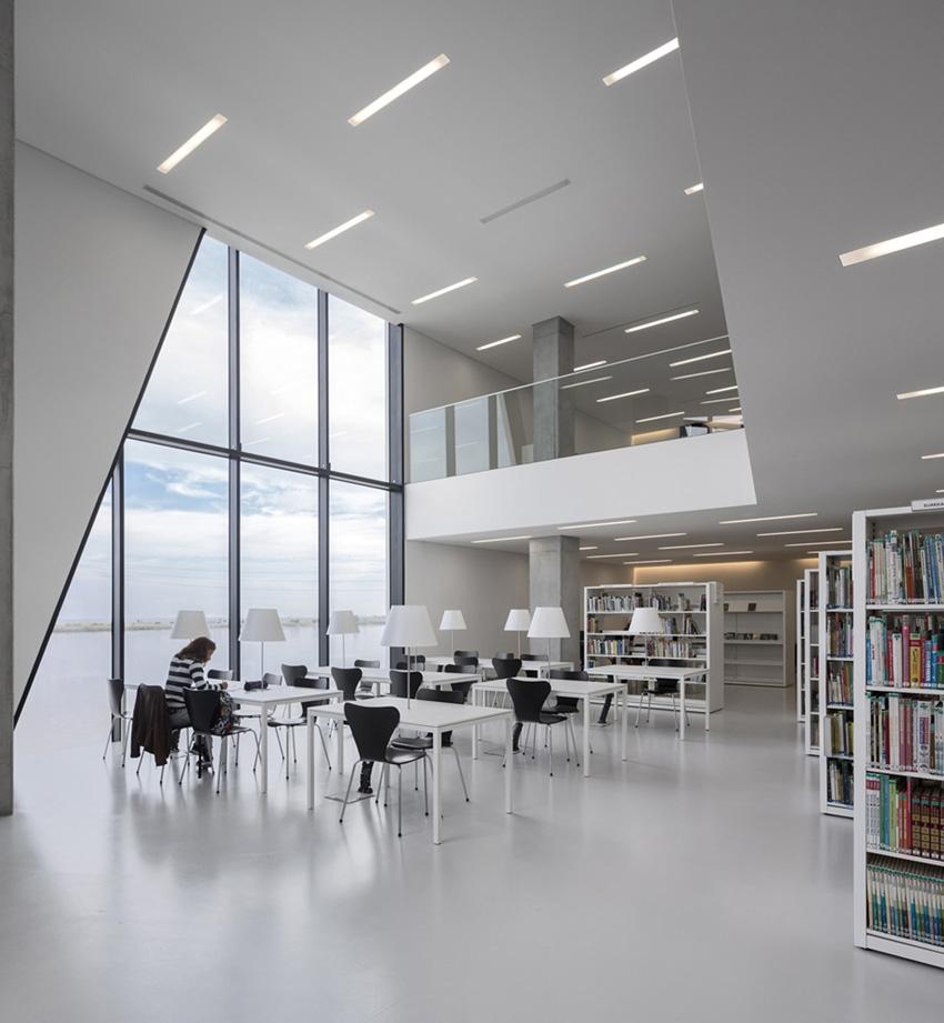библиотека Португалия
