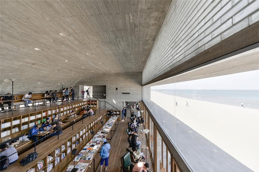 библиотека в Китае