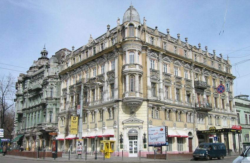 Преображенская в Одессе
