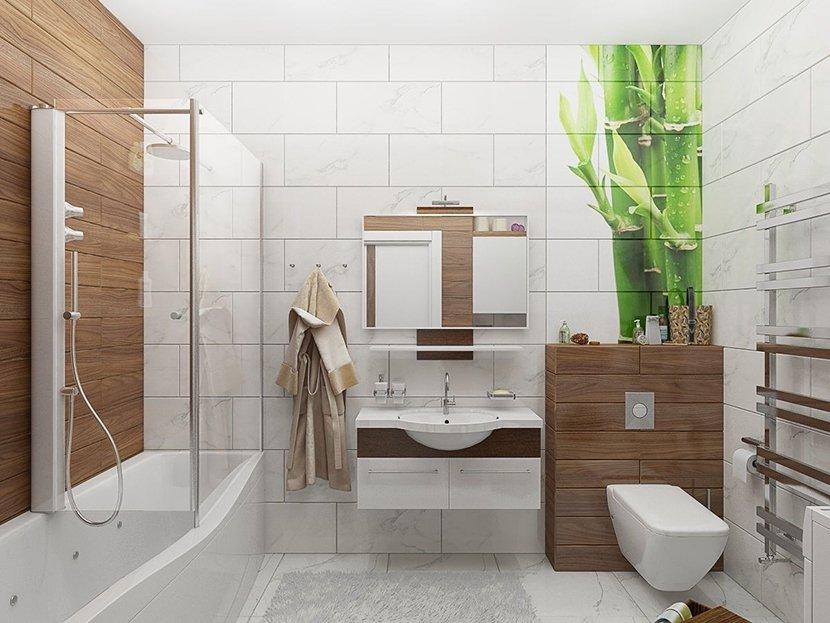 ванная современная