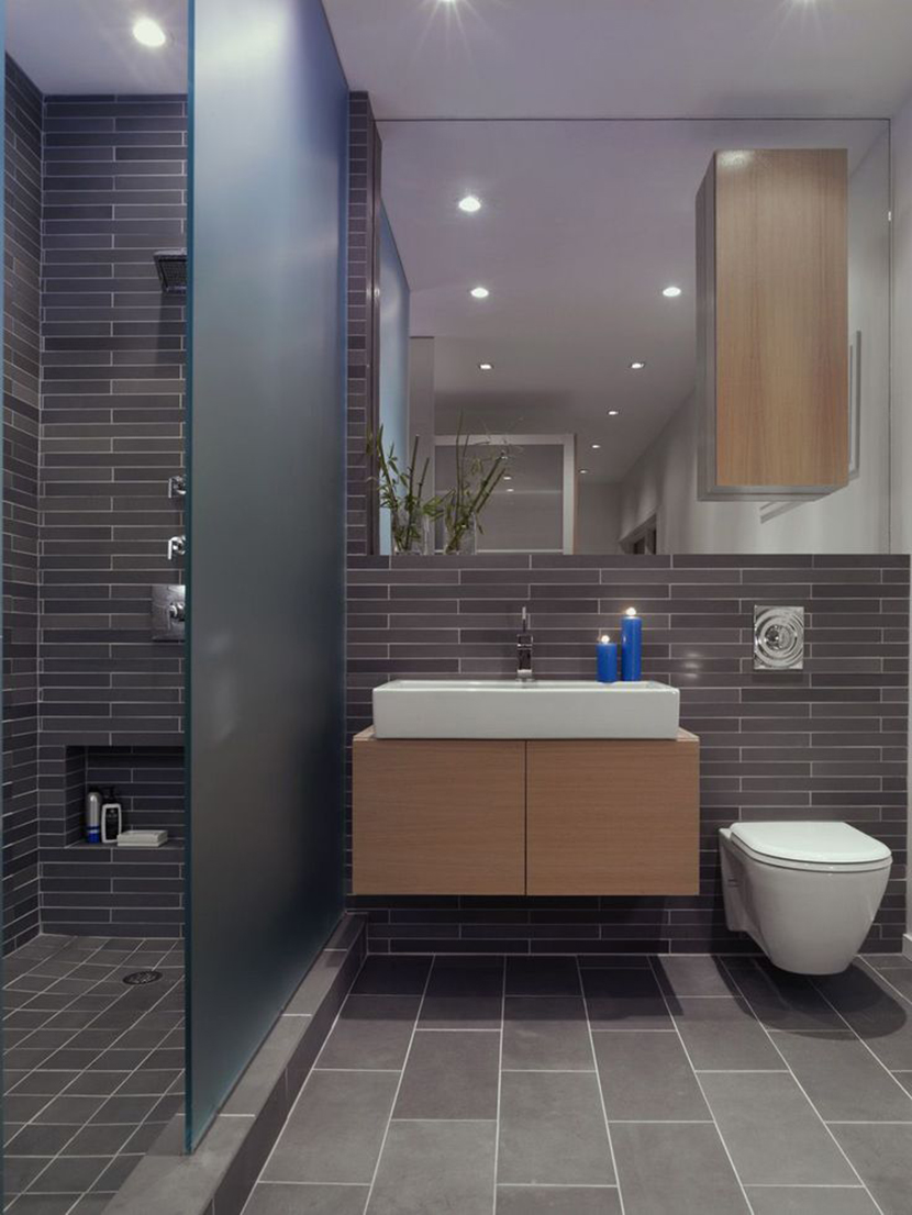 Собственный дизайн для ванной