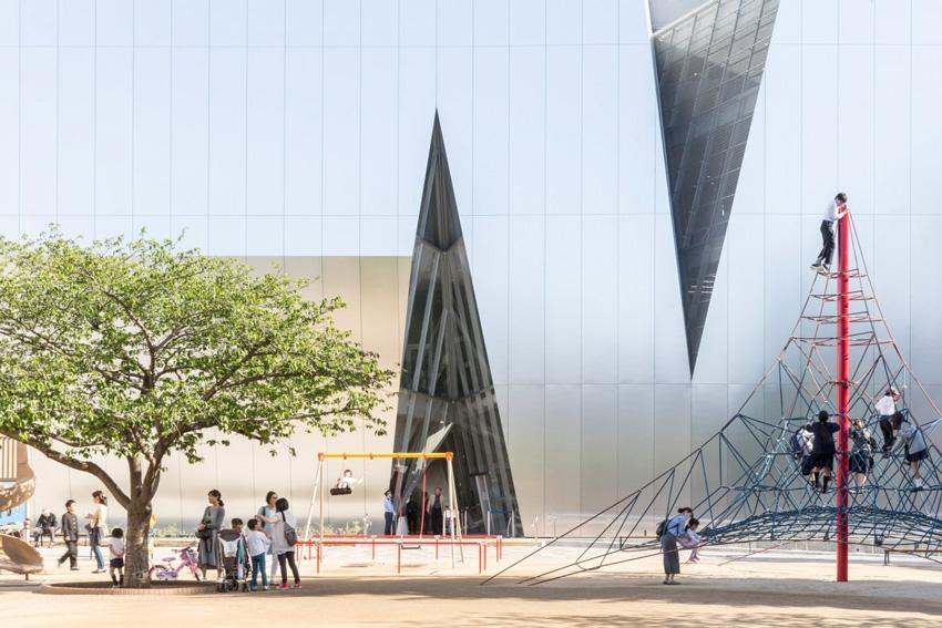 Музей Сумида Хокусай, Токио, Япония