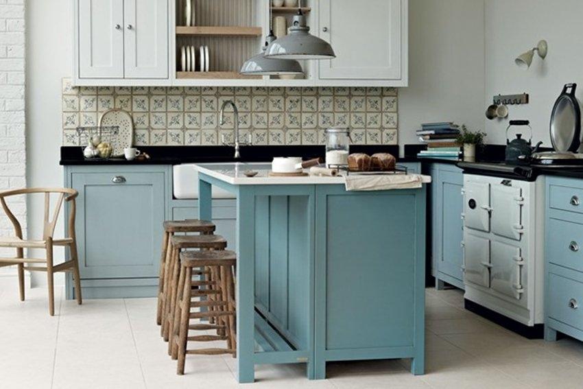 кухня в стиле прованс 2017 79 фото и идеи дизайна интерьера The