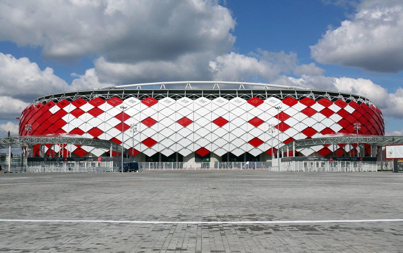 это картинки стадиона открытие арена своё