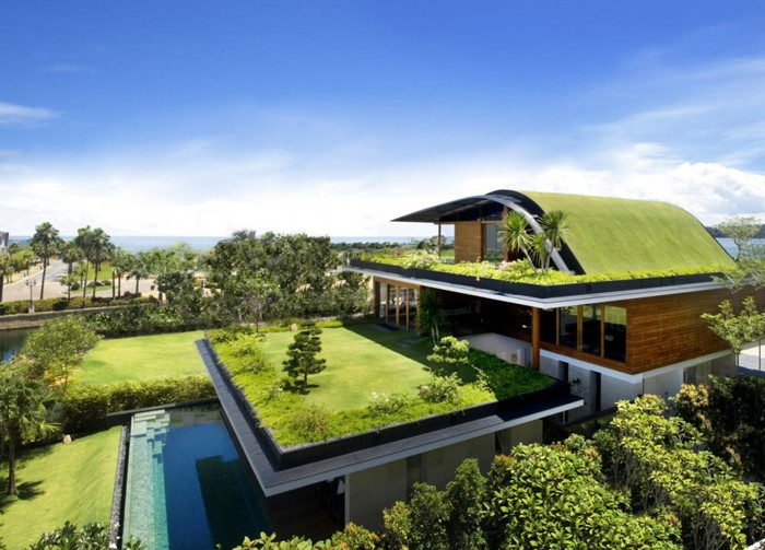 the advantages of construction technology in modern architecture