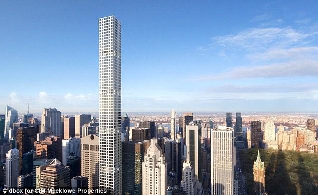 Картинки по запросу Жилой небоскрёб в США