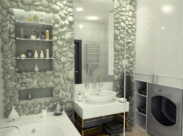 Ванная комната 3d дизайн
