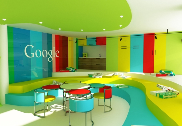 Mini Google office