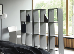 ENDLESS SHELF UNIT