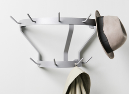 MARCEL COAT RACK – WALL MOUNTE
