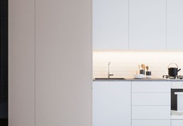 Design kitchen-living