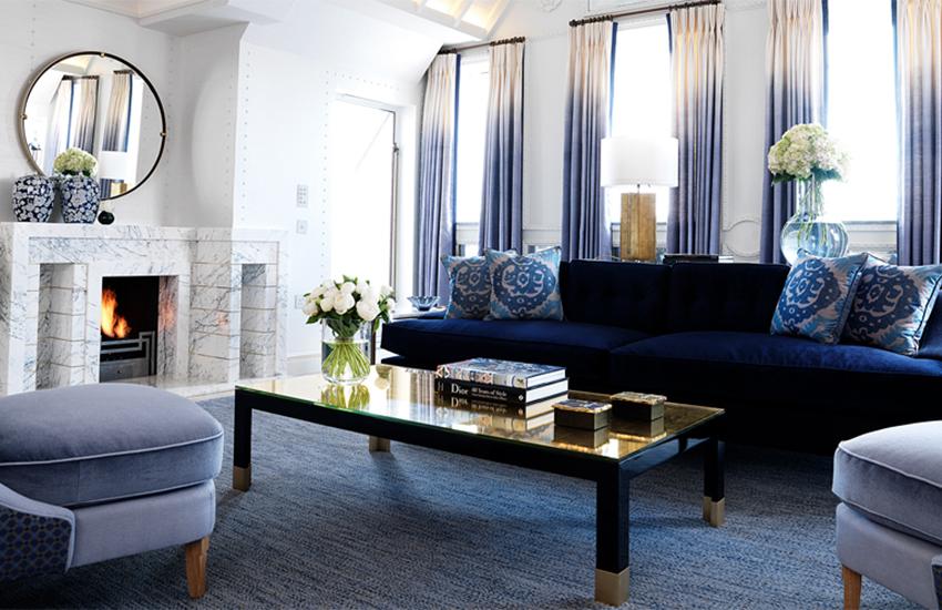 дизайн гостиной в стиле арт деко фото