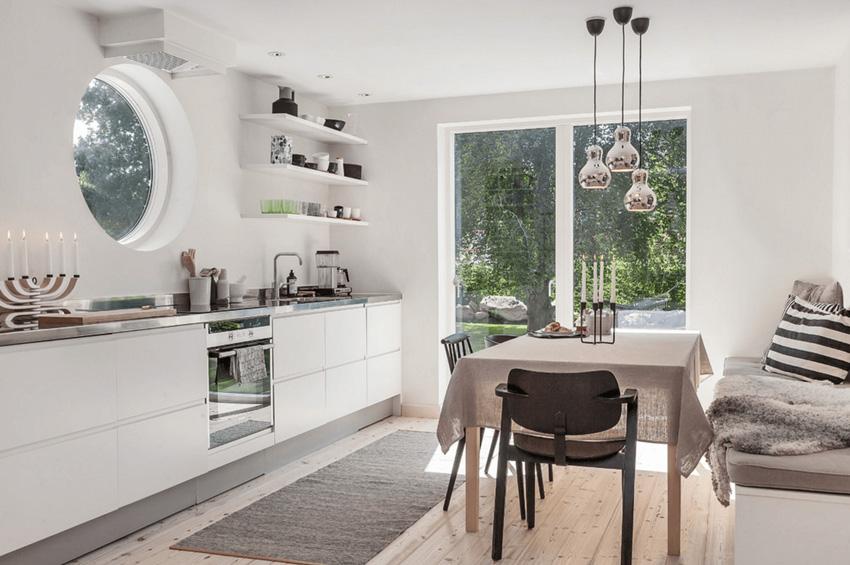 кухня в скандинавском стиле 2017 42 фото и идеи дизайна интерьера