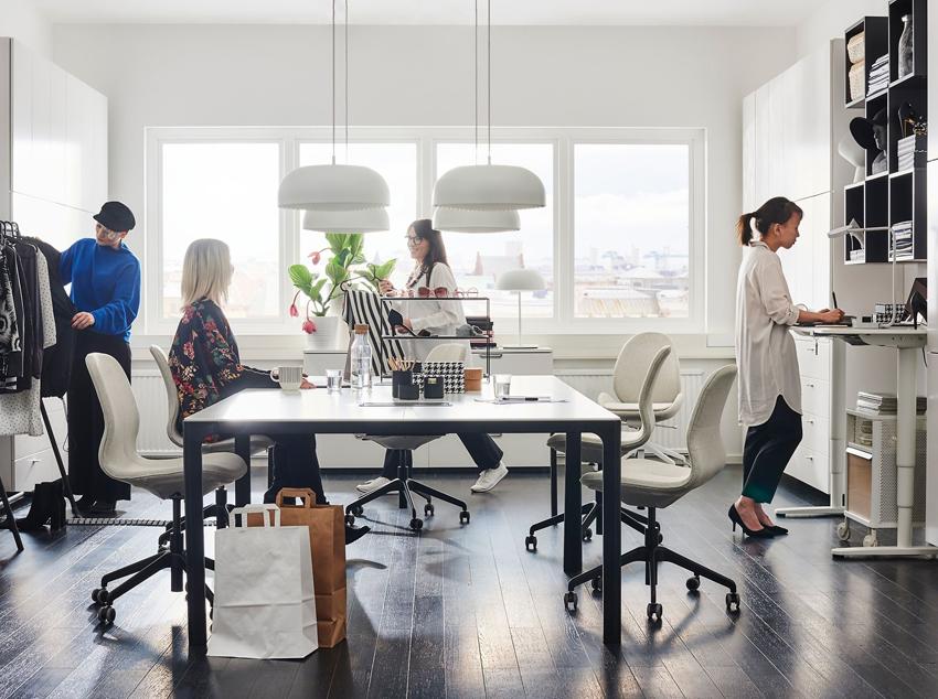 Офисная мебель IKEA